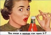 advertisewoman