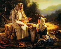 διάλογοςχριστού με σαμαρίτισσα