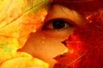 παιδί φύλλα