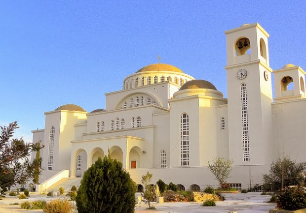 ναός π. Πορφυρίου