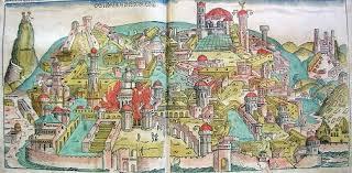 σχεδιάγραμμα ιερουσαλήμ