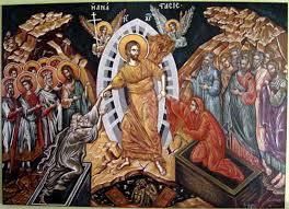 ανάσταση χριστοού