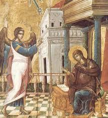 ευαγγελισμός της Θεοτόκου
