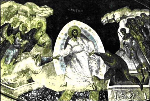 Ανάσταση Χριστού-κάθοδος στον Άδη