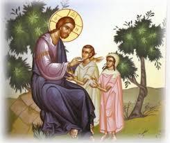 χριστός -παιδια