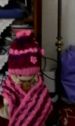 σκουφί στην κούκλα2