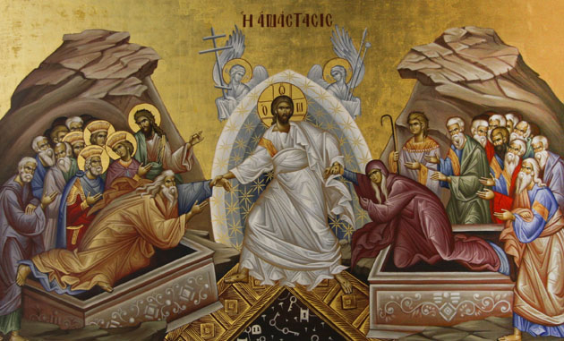 Χριστός-Ανάσταση - Αντιγραφή