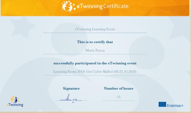 get-cyber-skilled-etwinning-certificate